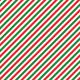 Fabric 12496 | Swiąteczne paski