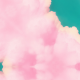 Fabric 12516 | LOLLIPOP CLOUDS