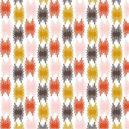 Fabric 1436 | woodland stars