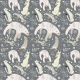 Fabric 12668 | Arctic ANIMALS