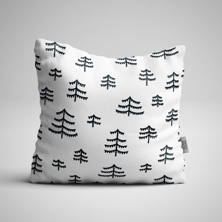 Pillow panel Scandi Christmas 1