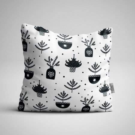 Pillow panel Scandi Christmas 6