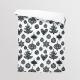 Fabric Bedding/Blanket Scandi Christmas 7