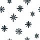 Fabric Bedding/Blanket Scandi Christmas 8