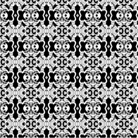 Fabric 12777 | Dziwne kształty