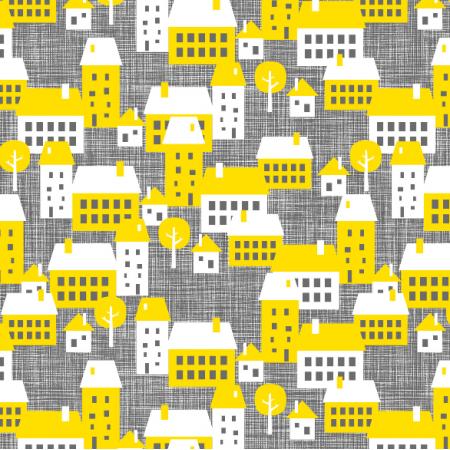 Fabric 1452 | Le Village