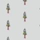 Fabric 12815 | winter girl