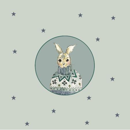Fabric 12820 | rabbit style