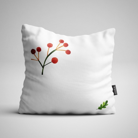 Pillow panel Forest Leaves