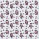 Fabric 12909 | snow husky
