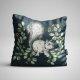 Fabric Pillow panel Squirrel 1
