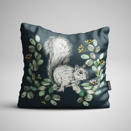 Pillow panel Squirrel 1