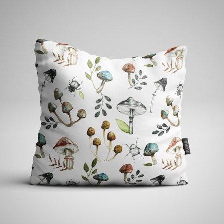Panel poduszka Grzybki