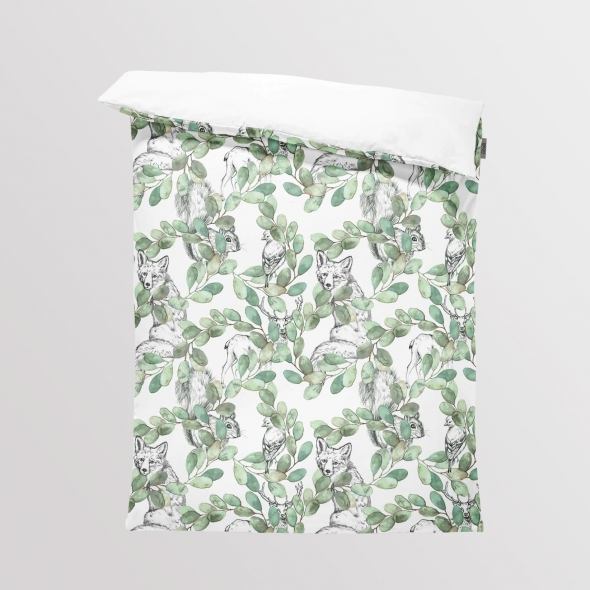 Fabric Bedding/Blanket Animals 2