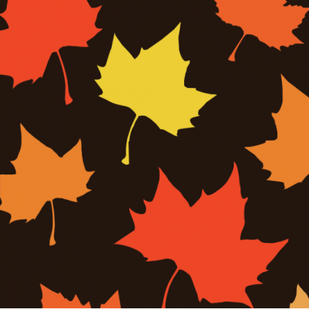 Fabric 12972 | Autumn Leaves