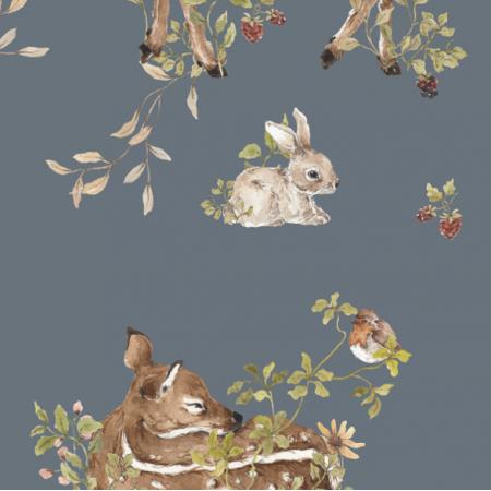 Fabric 12985 | Magic Forest dark