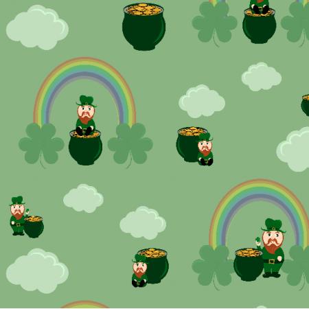 12993 | Luck of the irish