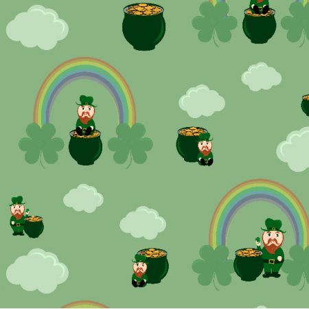 12993 | Luck of the irish