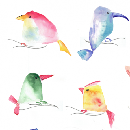 13038 | dream birds