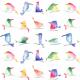 Fabric 13038 | dream birds