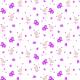 Fabric 13040   Dances with butterflies