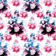 Tkanina 13053 | Wzór kwiecisty - seria 3