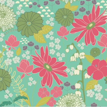 Tkanina 1476 | daisy