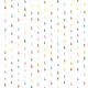 Tkanina 13123 | rainbow drops
