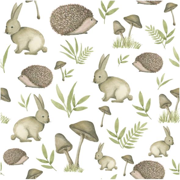 Fabric 13152 | Woodland stories