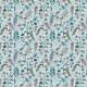 Tkanina 13153   botanical adventure blue
