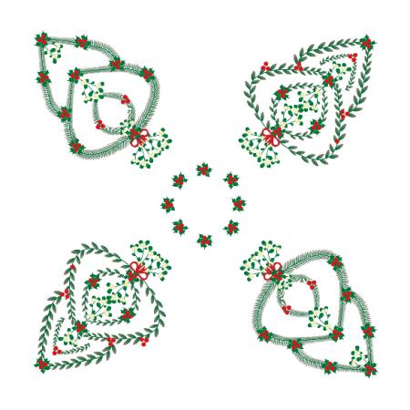 Fabric 13206 | X-mas trees