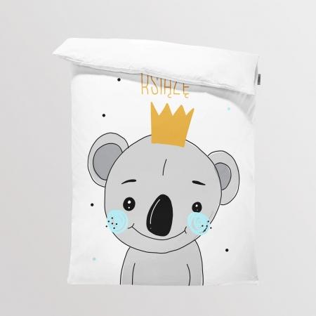 Tkanina Panel na Kocyk/Pościel Koala Boy