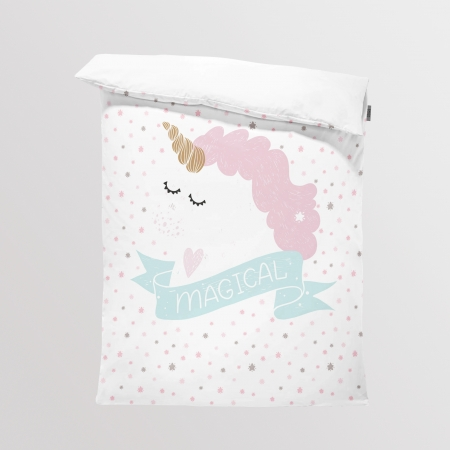 Bedding/Blanket Panel Magical Unicorn