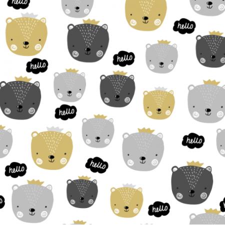 Fabric 13320 | Misie Hello