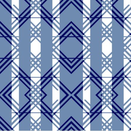 Tkanina 13352 | kratana blue