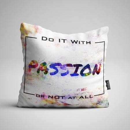 Pillow panel Passion
