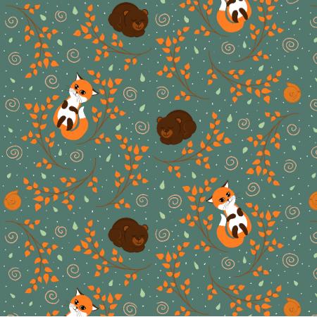 13451 | Leśne śpioszki