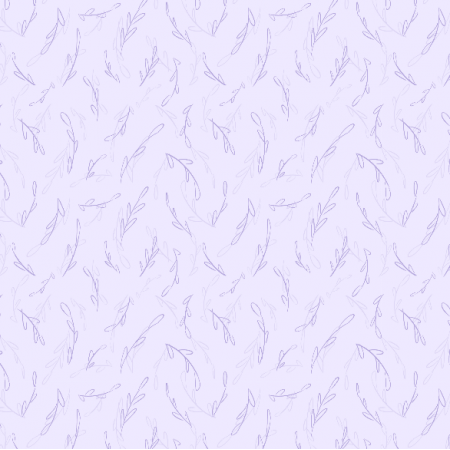Tkanina 13490 | Lavender leaves