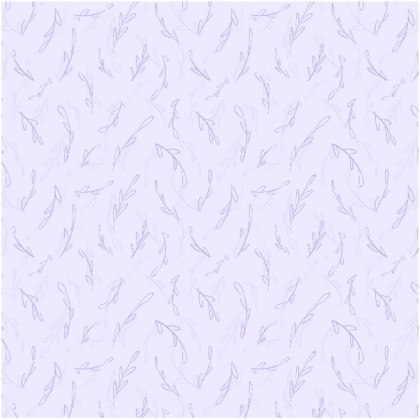 Fabric 13490 | Lavender leaves