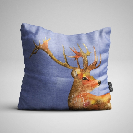 Panel poduszka Jeans Deer