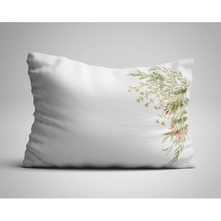 Pillow panel Forest Flowers