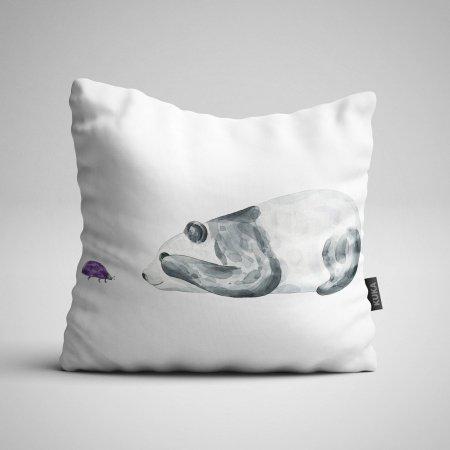 Pillow panel Panda