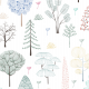 Fabric 13729 | 018-1-Forest-day
