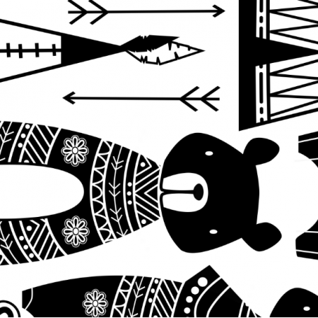 Fabric 13818 | druk 120 90
