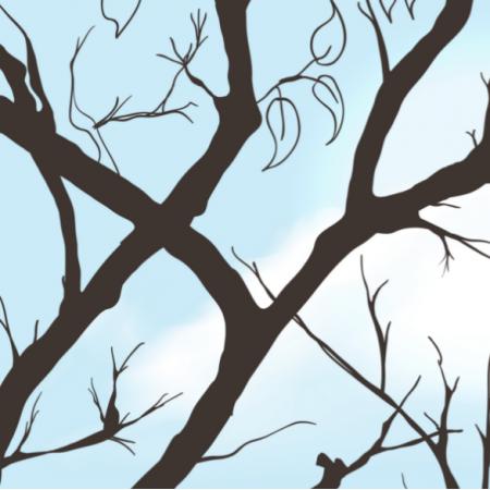 Fabric 13898 | 022-Tree