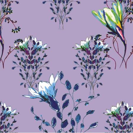 Fabric 13951 | Kwiatowe inspiracje - seria 3