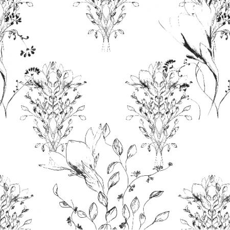 Fabric 13952 | Kwiatowe inspiracje - seria 4