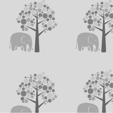 Fabric 14105 | ELEPHANTS