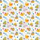 Fabric 14184 | SUPERHERO CHICKENS