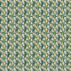 Fabric 14207 | Irises garden at night